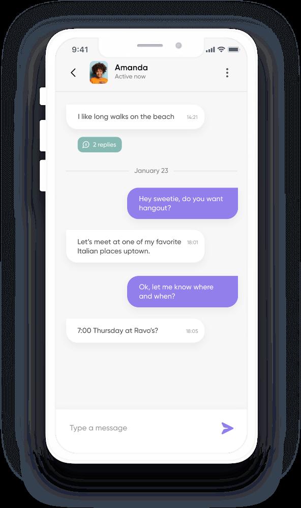 Sobriety app